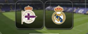 Deportivo La Coruna 2:6 Real Madryt