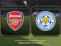 Arsenal Londyn 1:0 Leicester City