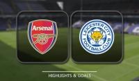 Kanonierzy ogrywają Leicester City! [Wideo]