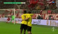 Skrót meczu : Bayern Monachium - Borussia Dortmund [Wideo]