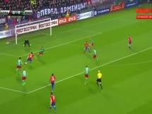 CSKA Moskwa 1:2 Lokomotiw Moskwa