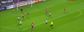 CSKA Moskwa 4:0 Lokomotiw Moskwa