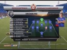 Orenburg 0:1 Zenit St. Petersburg