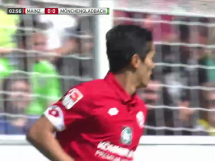 FSV Mainz 05 1:2 Borussia Monchengladbach