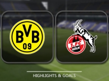 Borussia Dortmund 0:0 FC Koln