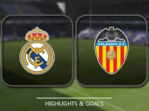 Real Madryt 2:1 Valencia CF