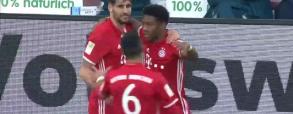 VfL Wolfsburg 0:6 Bayern Monachium