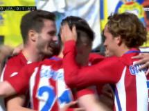 Las Palmas 0:5 Atletico Madryt