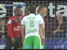 Guingamp 0:2 Saint Etienne