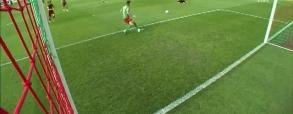 Lokomotiw Moskwa 0:1 Rubin Kazan
