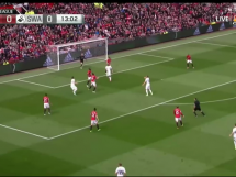 Manchester United 1:1 Swansea City