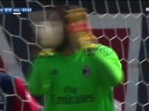 Crotone 1:1 AC Milan