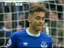 Everton 0:3 Chelsea Londyn