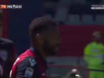 Cagliari 1:0 Pescara