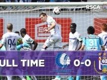 Gent 0:0 Anderlecht