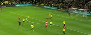 Ależ przewrotka Emre Cana! Co za gol z Watford!