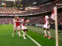 Ajax Amsterdam 4:1 Olympique Lyon