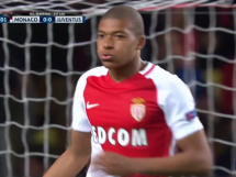 AS Monaco 0:1 Juventus Turyn