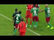 Urał Jekaterynburg 0:2 Lokomotiw Moskwa