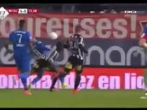 Charleroi 1:3 Club Brugge