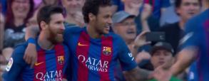 FC Barcelona 4:1 Villarreal CF