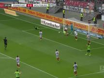 Eintracht Frankfurt 0:2 VfL Wolfsburg
