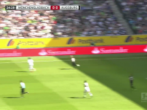 Borussia Monchengladbach - Augsburg 1:1