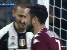 Juventus Turyn 1:1 Torino