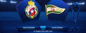 Wisła Kraków 0:1 Lechia Gdańsk