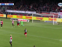 Excelsior Rotterdam 3:0 Feyenoord