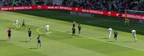 Groningen 1:1 PSV Eindhoven