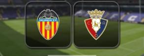 Valencia CF 4:1 Osasuna