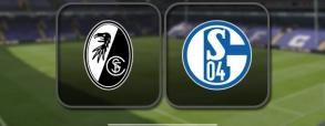 Freiburg 2:0 Schalke 04