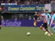 Sparta Rotterdam 1:0 Twente