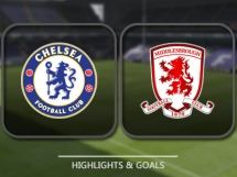 Chelsea Londyn 3:0 Middlesbrough