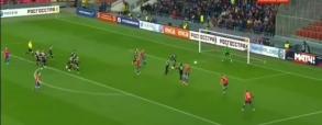 CSKA Moskwa 3:0 Arsenal Tula