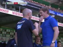 Werder Brema 3:5 Hoffenheim