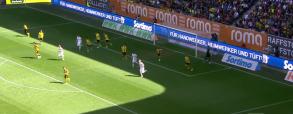 Augsburg 1:1 Borussia Dortmund