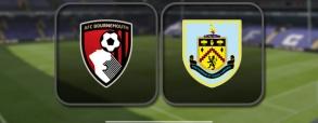 AFC Bournemouth 2:1 Burnley