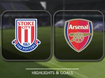 Stoke City 1:4 Arsenal Londyn