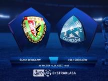 Śląsk Wrocław 6:0 Ruch Chorzów