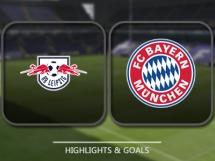 RB Lipsk 4:5 Bayern Monachium