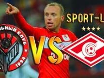 Amkar Perm 0:1 Spartak Moskwa