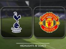 Tottenham Hotspur 2:1 Manchester United