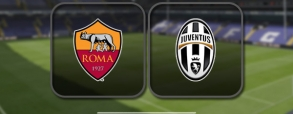 AS Roma 3:1 Juventus Turyn