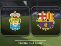 Las Palmas 1:4 FC Barcelona