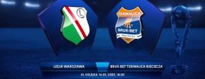 Legia Warszawa 6:0 Termalica Bruk-Bet Nieciecza