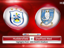 Huddersfield 0:0 Sheffield Wednesday
