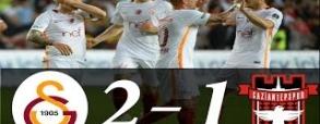 Gaziantepspor 1:2 Galatasaray SK