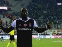 Bursaspor 0:2 Besiktas Stambuł
